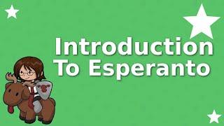 Introduction to Esperanto (in English) (Áya Dan / Esperanto)