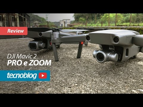 DJI Mavic 2 Pro e Zoom - Review Tecnoblog