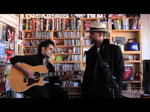 Miguel: NPR Music Tiny Desk Concert