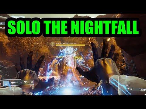 Destiny 2 Nightfall scoring - Myhiton