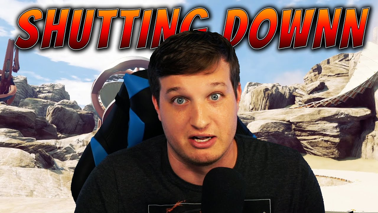 SHUTTING DOWN THIS CHANNEL! (Final Video)