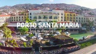 hotel PORTO SANTA MARIA - Madeira // Portugal