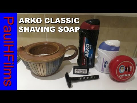 Arko Classic Soap & His Lordship Visits