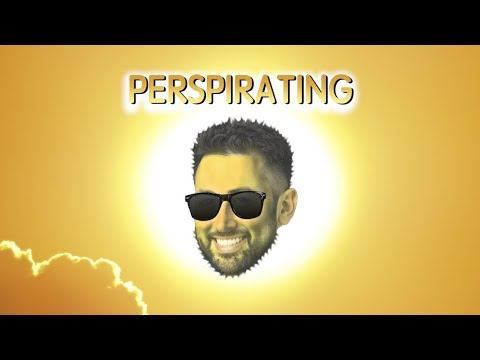 Perspirating (Dua Lipa Parody) - Young Jeffrey's Song of the Week