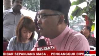 """""""Fit Malaysia"""" di Melaka Meriah"""
