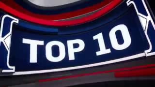 NBA Top 10 Plays | January 21, 2017 | NBA 2016-17 Season