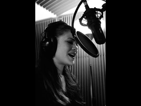 Voice Over Actor: Cristina Milizia Doing Animation