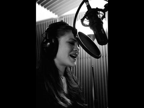 Voice Over Actor: Cristina Milizia Doing Animation