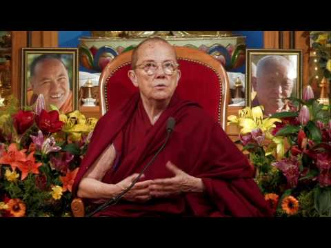 01 - ENG - (26/12/16) - Venerable Robina 2017 - Bouddha is not a creator