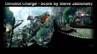 Transformers 4 Age of Extinction Score - Dinobot Charge