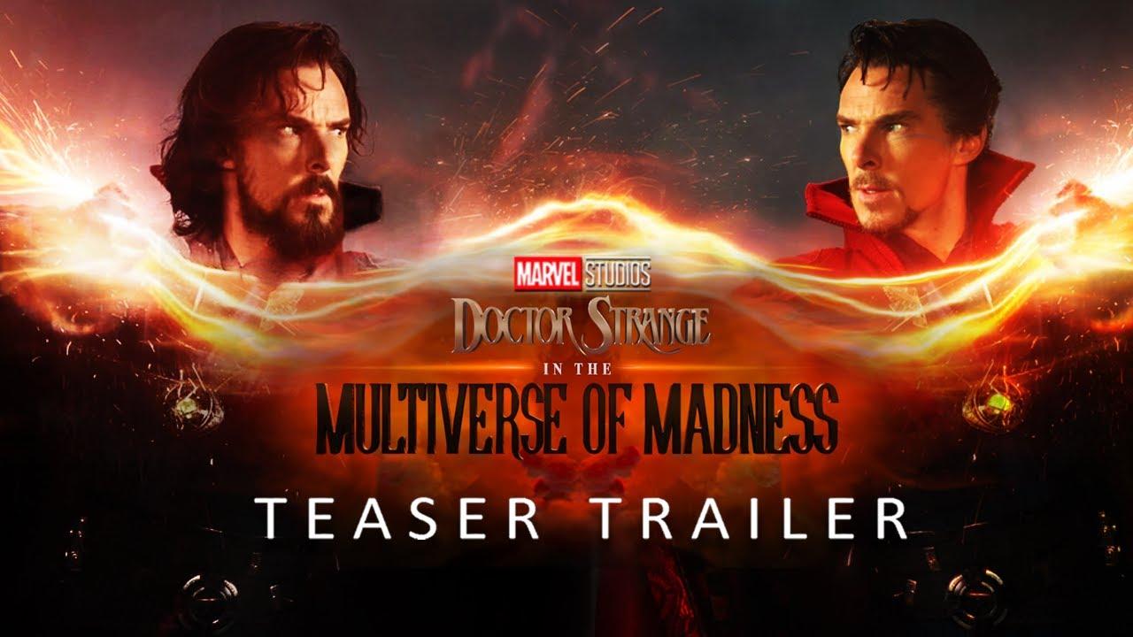 Doctor Strange 2 in the Multiverse of Madness (2022) - Teaser Trailer | TeaserPRO's Concept Version