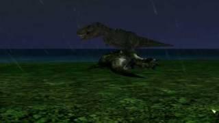 JPOG Carnivores battle
