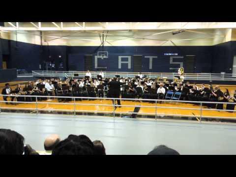 Apalachee High School Band Concert 10-20-2014