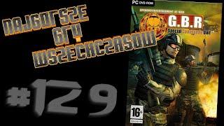 Najgorsze Gry Wszechczasów - G.B.R: Special Commando Unit (Odcinek 129)