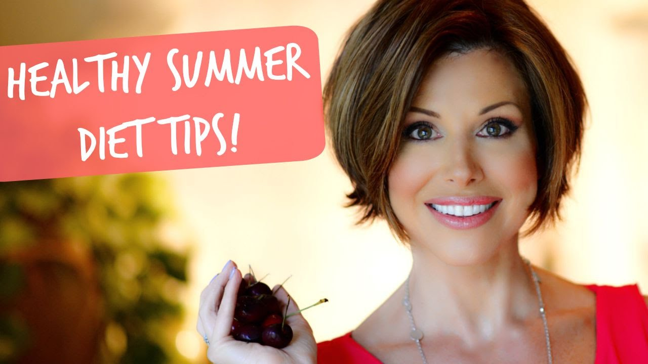 Healthy Summer Diet Tips YouTube - Bob hairstyle 2015 youtube