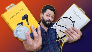 realme Buds Wireless Pro & realme Buds Air Pro Unboxing And First Impressions⚡⚡⚡Best ANC Under 5000?