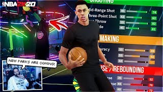 NBA 2K20 - RONNIE2K LEAKS NEW PARKS, CLOTHES, TRAILERS, CROSSPLAY + MORE INFO? NBA 2K20 NEWS