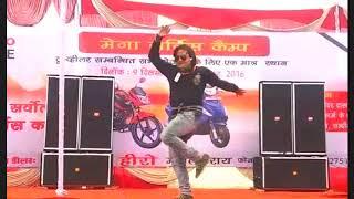 Sanjeev Shrivastava( Viral Dancer Dabbu Uncle) vs Abhishesh Srivastava -Govinda Style Dance