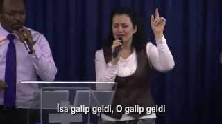 In Jesus Name (Darlene Zschech)- İsa'nın İsmiyle (Nehir Kilisesi)