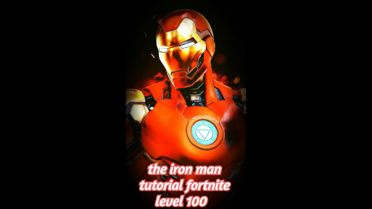 Cum sa il iei pe iron man tutorial iutete pana la sfarsit