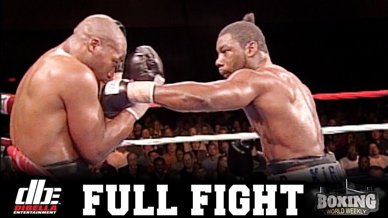 ERIC KIRKLAND vs. DEREK BRYANT | FULL FIGHT | BOXING WORLD WEEKLY