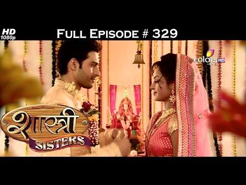 Shastri Sisters - 8th August 2015 - शास्त्री सिस्टर्स - Full Episode (HD)