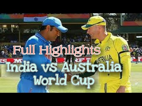 India Vs Australia  Twenty20 World Cup Semi Final 2007  Full Highlights