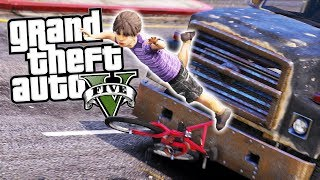 GTA 5 CHILD MOD #20 - mi hanno investito...