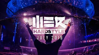 Brennan Heart presents WE R Hardstyle July 2019