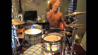 Pumped Up Kicks - Yonas - Drum Cover