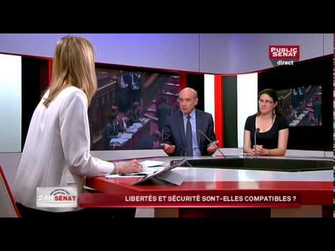 Loi sur le renseignement, loi NOTRe et contrats aidés - 24H Sénat (02/06/2015)