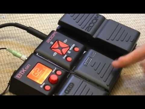 Zoom B1xon: An amazing pedal for any instrument. Demo/review