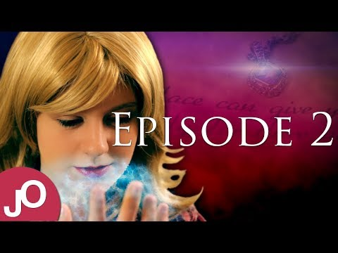 """""""FREE FOR ALL"""" - The Enchanted Episode 2  [Web Series/Supernatural/Fantasy/Teen]"""