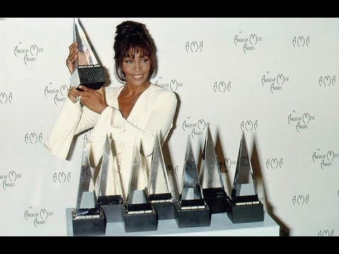 Whitney Houston AMA'S Performances! (1986-2009)