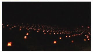 2012 Memorial Illumination at Antietam National Battlefield