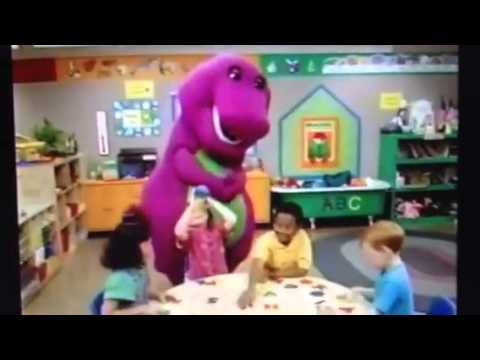 Barney Theme Song How Does Your Garden Grow 39 S Version Youtube