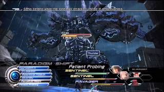 Final Fantasy 13-2 Xbox 360 Gameplay Demo