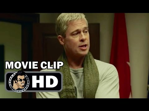 WAR MACHINE Movie Clip - You Got Your Troops (2017) Brad Pitt Netflix War Film HD thumbnail