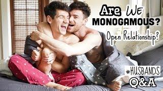 Q A GAY COUPLE PJ THOMAS