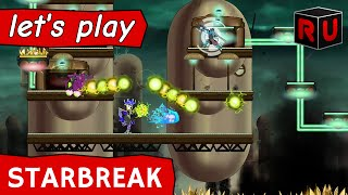 Let's play StarBreak: Roguelike MMO platform game [PC beta gameplay](StarBreak gameplay video of this web-based roguelike MMO action-platform game currently in beta and free! Subscribe for more games: ..., 2015-11-05T19:50:15.000Z)
