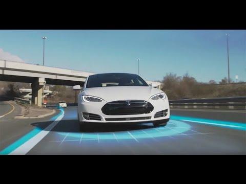 Tesla Driver Killed In Crash With Autopilot Active
