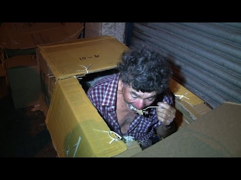 Cold kills homeless in Sao Paulo, Brazil's richest city