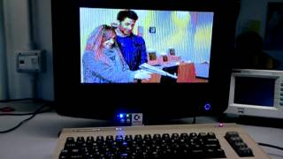 Slideshow Foto + SID su Commodore 64