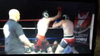 Brian Mayer Full Fight Battle of the millennium 5/15/15