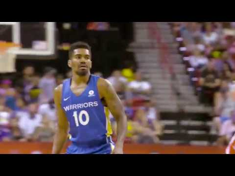 54bc5e676eba Get to Know  Jacob Evans. Golden State Warriors