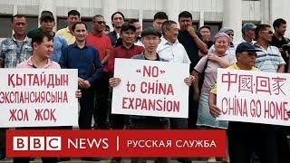 Казахи против Китая: чем недовольны соседи?