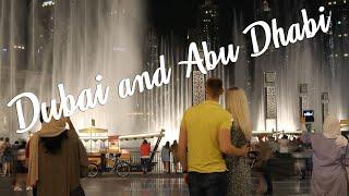 UAE Dubai and Abu Dhabi Travel Video