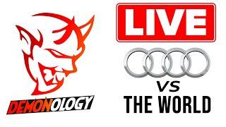 Demonology Live Q&A: Audi vs The World