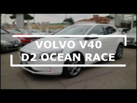 V40 D2 Ocean Race Aut. - Usato Volvo Autoska