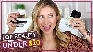 BEST BEAUTY Under $20 | All Affordable Makeup